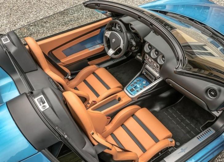 Alfa Romeo Disco Volante Spyder Touring 2016 11