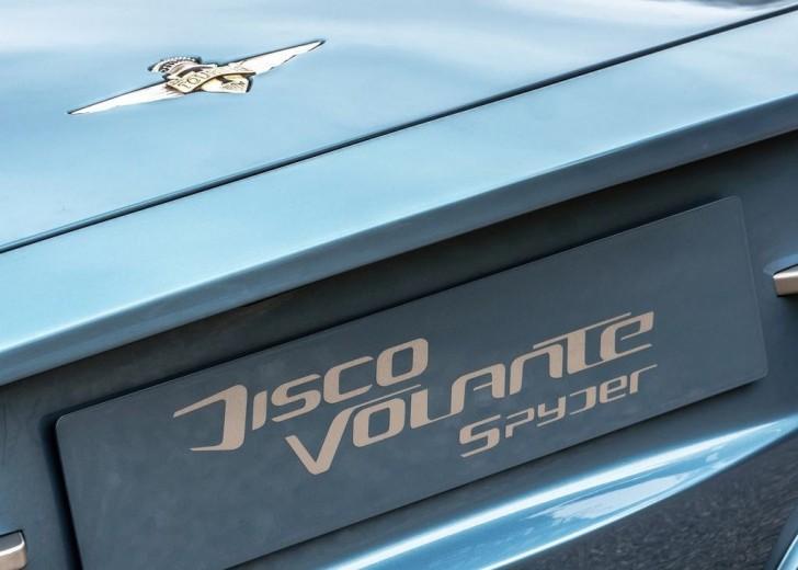 Alfa Romeo Disco Volante Spyder Touring 2016 12