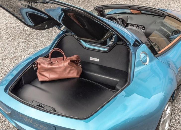 Alfa Romeo Disco Volante Spyder Touring 2016 13