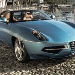 アルファロメオ「新型ディスコ・ヴォランテ・スパイダー」限定7台の超貴重モデル発表;デザイン画像集