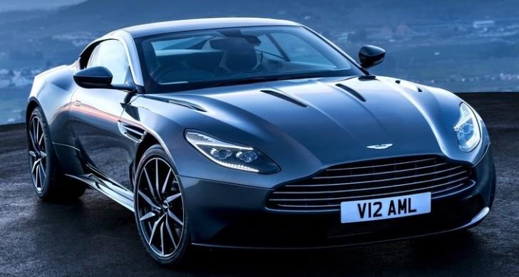 Aston Martin DB11 2017 01