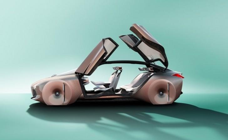 BMW Vision Next 100 Concept 2016 03