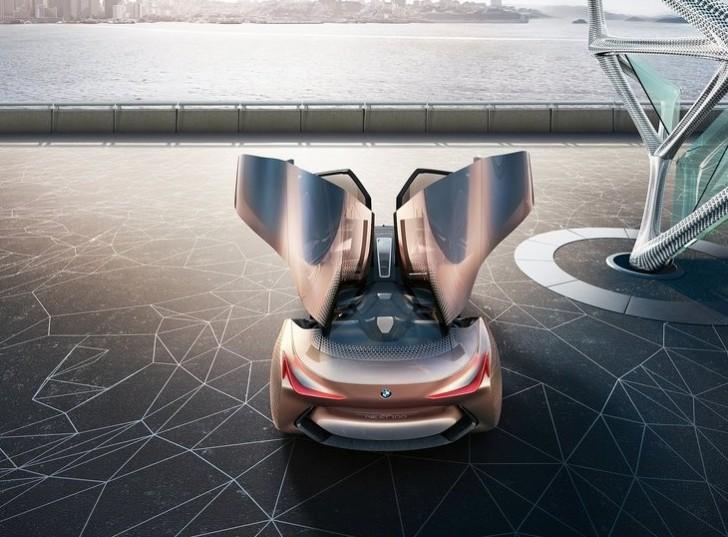 BMW Vision Next 100 Concept 2016 05