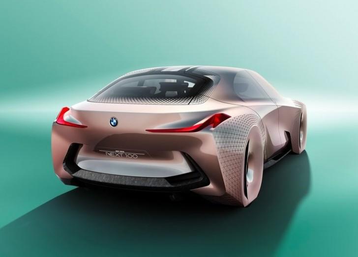 BMW Vision Next 100 Concept 2016 06