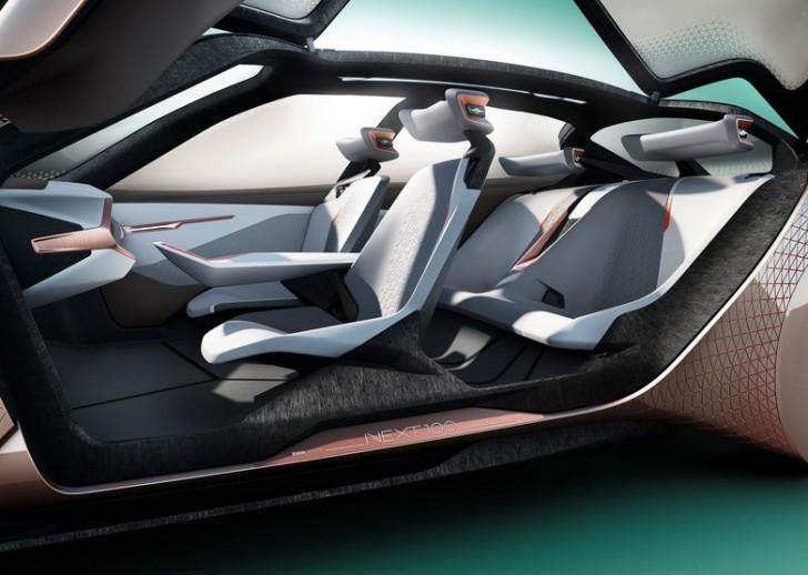 BMW Vision Next 100 Concept 2016 07
