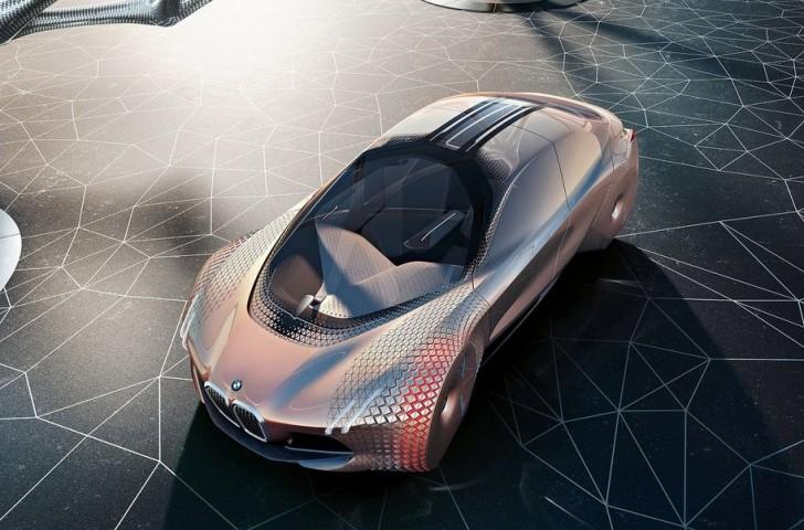 BMW Vision Next 100 Concept 2016 10