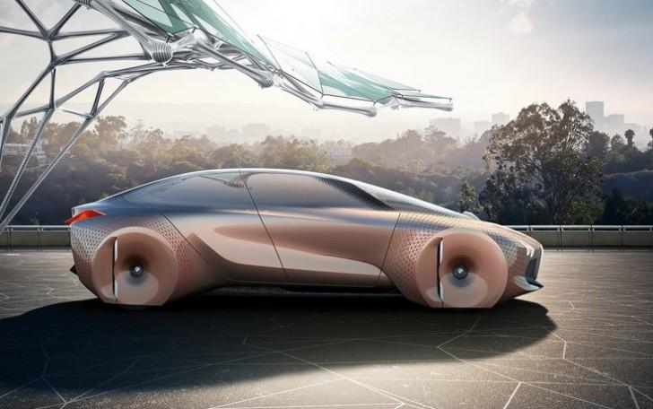 BMW Vision Next 100 Concept 2016 9