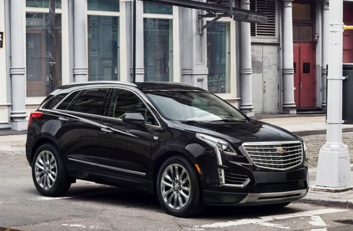 Cadillac XT5 2017 05