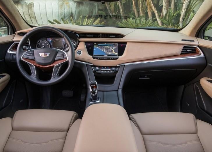 Cadillac XT5 2017 06