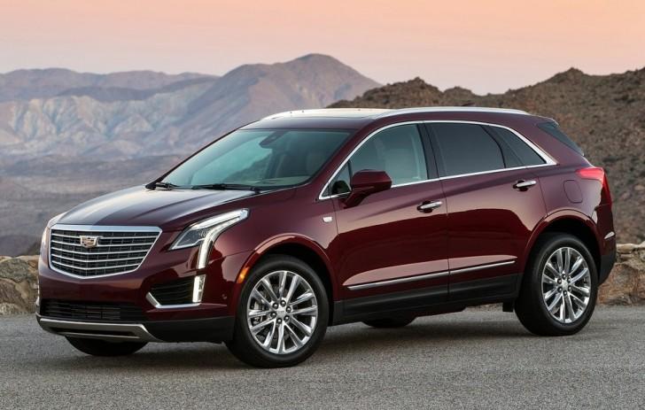 Cadillac XT5 2017 10