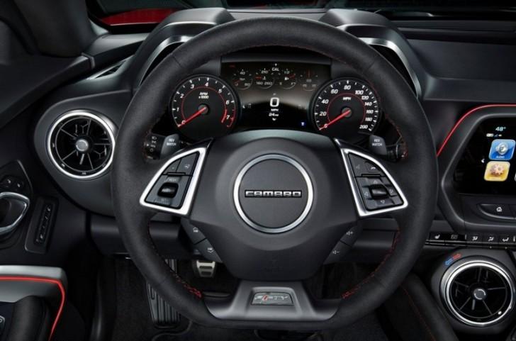 Chevrolet Camaro ZL1 2017 05