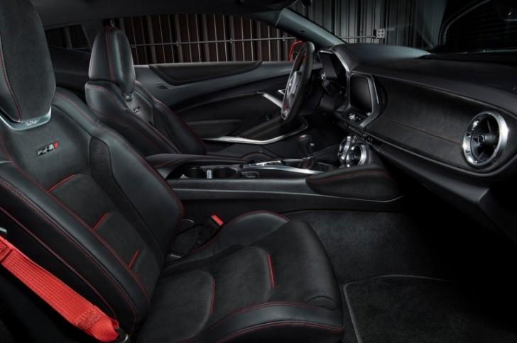 Chevrolet Camaro ZL1 2017 06