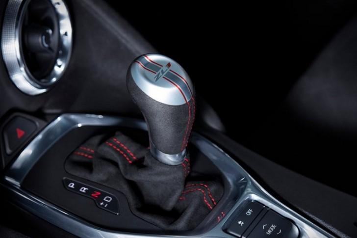 Chevrolet Camaro ZL1 2017 07