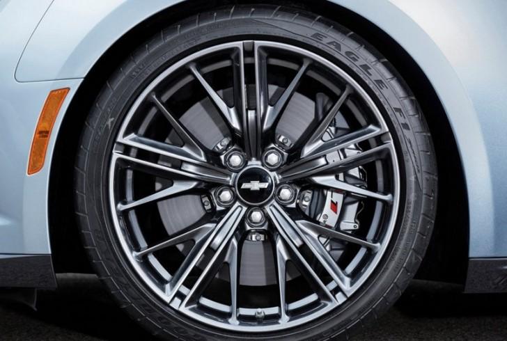 Chevrolet Camaro ZL1 2017 08