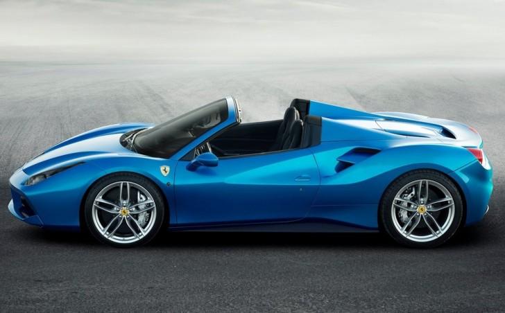 Ferrari 488 Spider 2016 06