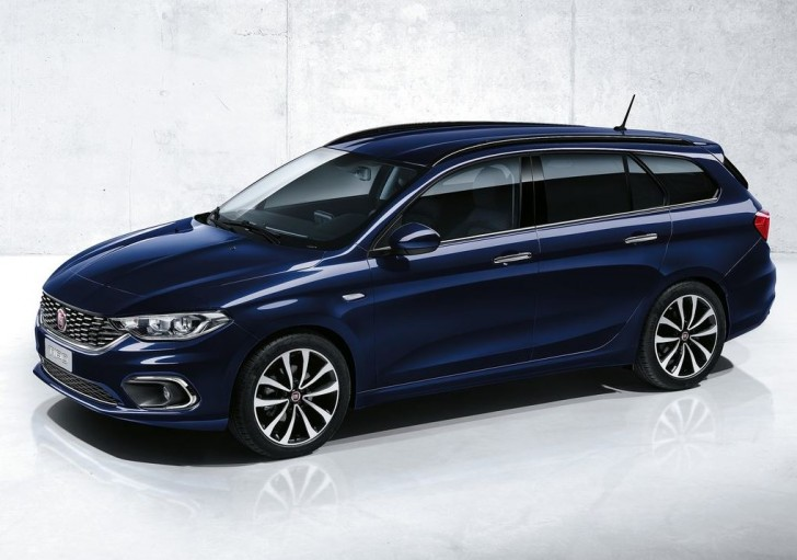 Fiat Tipo Station Wagon 2017 02