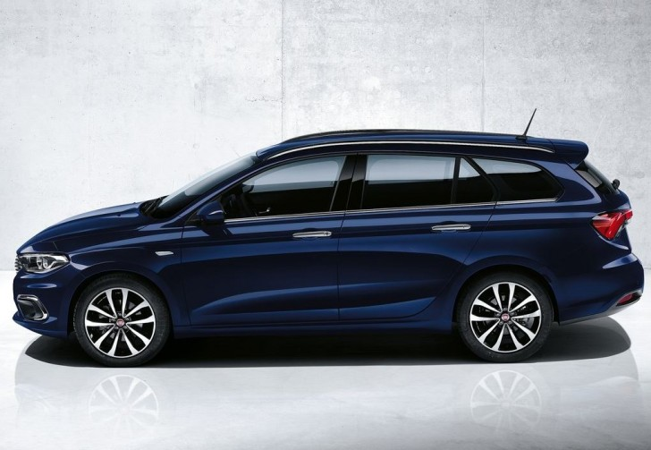 Fiat Tipo Station Wagon 2017 03