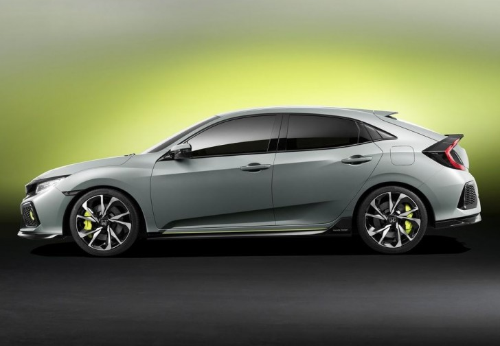 Honda Civic Hatchback Concept 2016 02