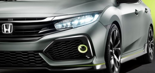 Honda Civic Hatchback Concept 2016 06