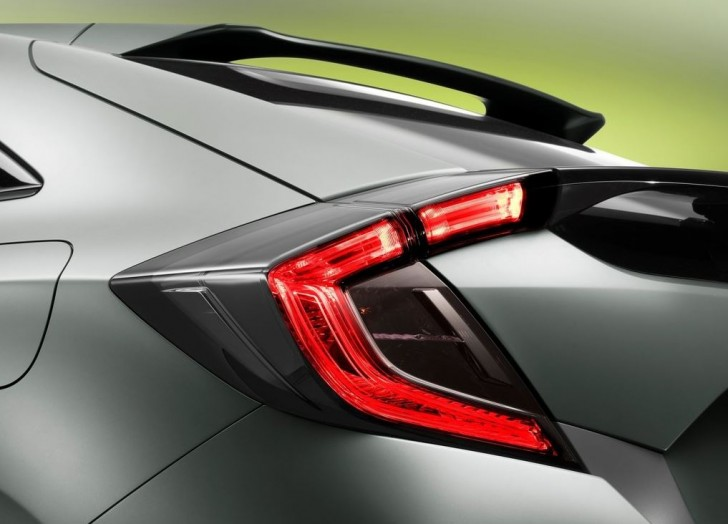 Honda Civic Hatchback Concept 2016 07