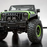 Jeep「Wrangler Trailcat Concept 2016」発表;デザイン画像集