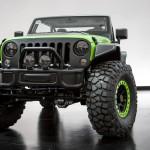 Jeep「Wrangler Trailcat Concept 2016」発表;デザイン画像集