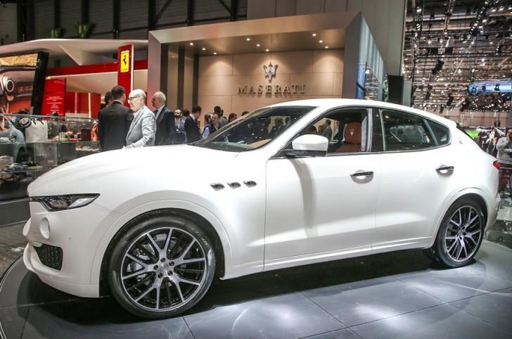 Maserati Levante 2017 21