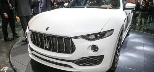 Maserati Levante 2017 26