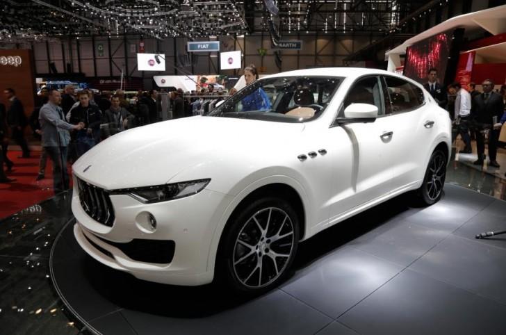 Maserati Levante 2017 27