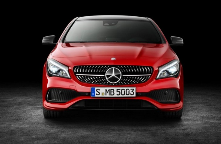 Mercedes-Benz CLA 2017 03