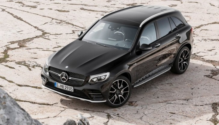 Mercedes-Benz GLC43 AMG 4Matic2017 02
