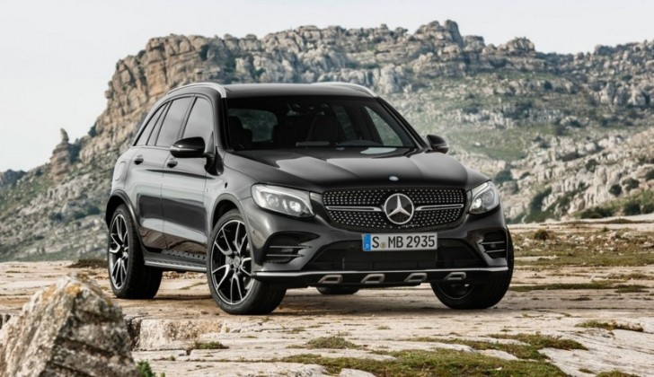 Mercedes-Benz GLC43 AMG 4Matic2017 04