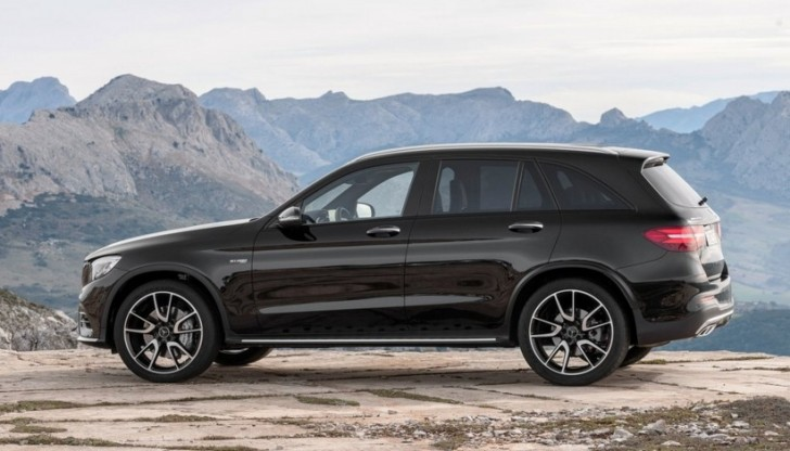 Mercedes-Benz GLC43 AMG 4Matic2017 05