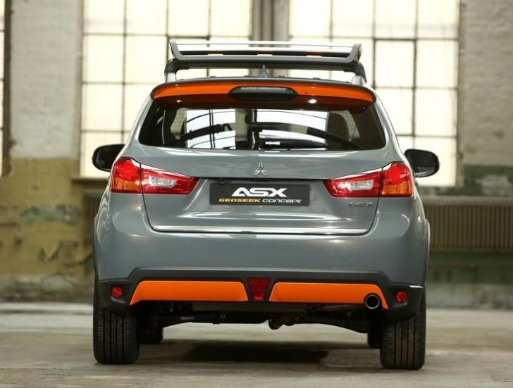 Mitsubishi ASX Geoseek Concept 2016 06