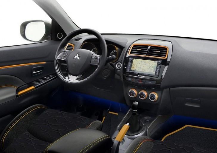 Mitsubishi ASX Geoseek Concept 2016 07
