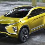 Mitsubishi 三菱「新型eX Concept 2015」デザイン画像集