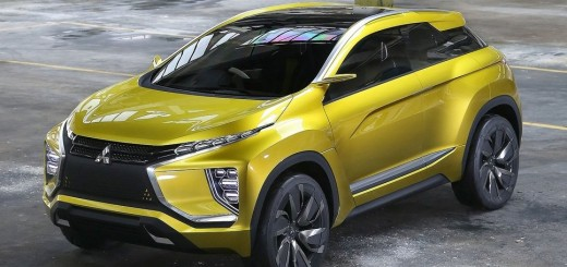 Mitsubishi eX Concept 2015 01