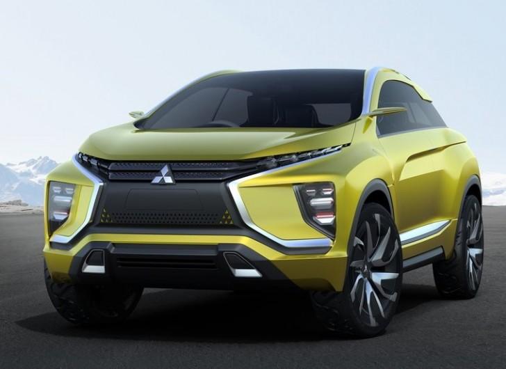 Mitsubishi eX Concept 2015 02