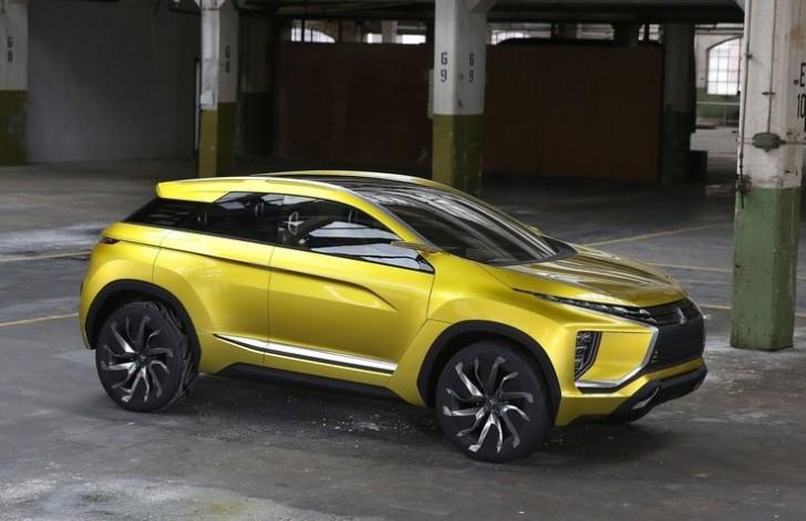 Mitsubishi eX Concept 2015 03