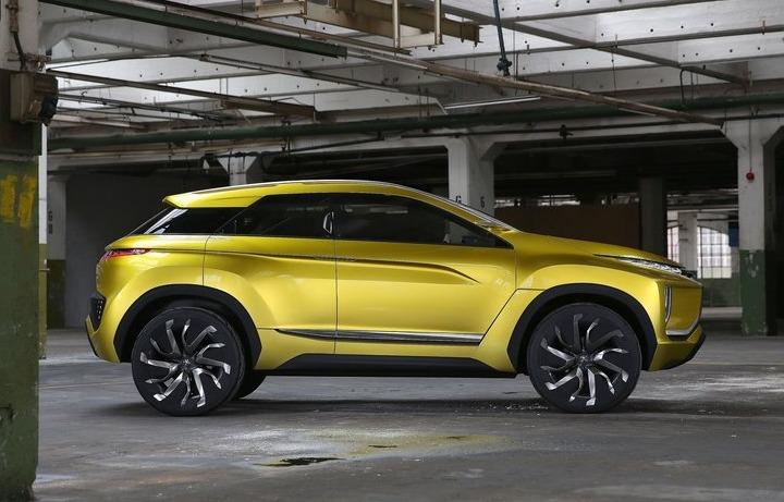 Mitsubishi eX Concept 2015 04
