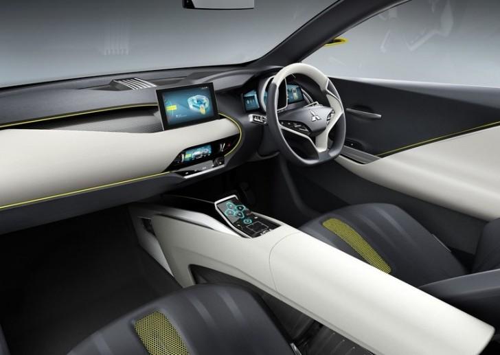 Mitsubishi eX Concept 2015 06