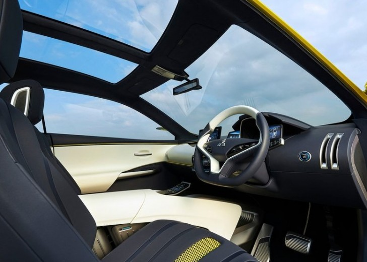 Mitsubishi eX Concept 2015 07