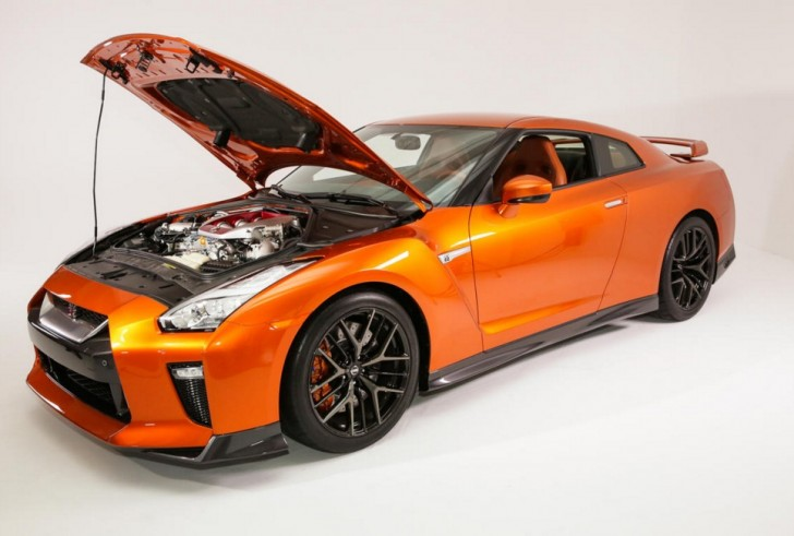 Nissan refreshes the GT R in the Big Apple pictures CNET Page 10