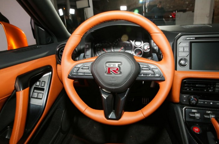 Nissan refreshes the GT R in the Big Apple pictures CNET Page 14