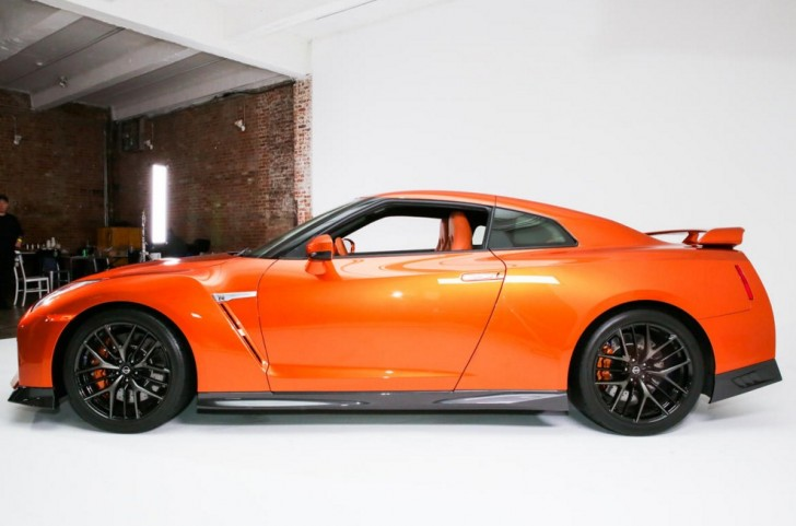 Nissan refreshes the GT R in the Big Apple pictures CNET Page 2