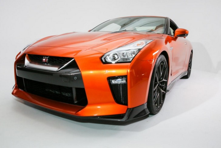 Nissan refreshes the GT R in the Big Apple pictures CNET Page 3