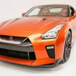 日産「新型GT-R 2017」発表;実車デザイン画像集@NY