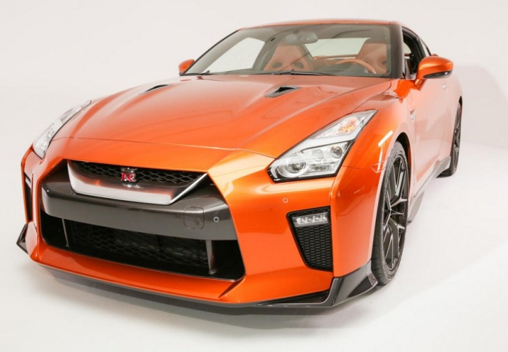 Nissan refreshes the GT R in the Big Apple pictures CNET Page 41