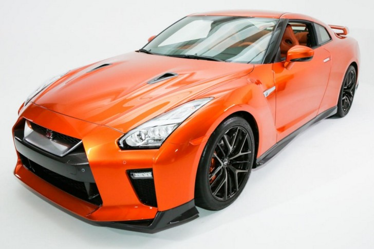 Nissan refreshes the GT R in the Big Apple pictures CNET Page 5