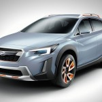 スバル「新型XV CONCEPT 2016」発表;公式デザイン画像集